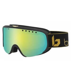 Bolle Scarlett Matte Black Corp Sunshine lyžiarske okuliare