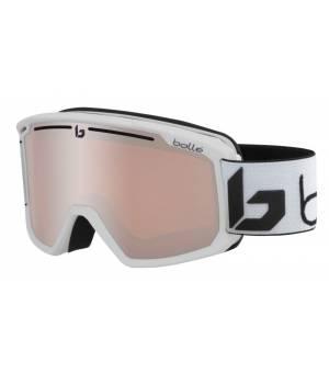 Bolle Maddox Matte White Corp Vermillon Gun lyžiarske okuliare