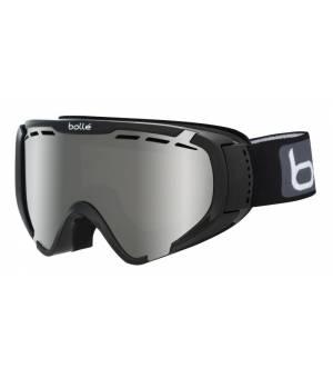 Bolle Explorer OTG Shiny Black Chrome lyžiarske okuliare