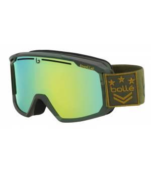 Bolle Maddox Matte Khaki Army Sunshine lyžiarske okuliare