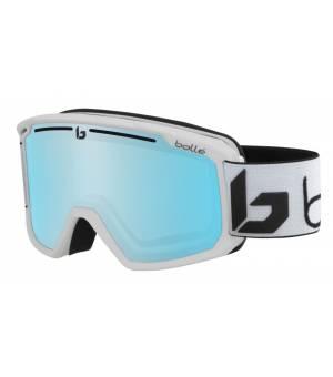 Bolle Maddox Matte White Corp Photochromic Vermillon Blue lyžiarske okuliare