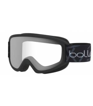 Bolle Freeze Matte Black Clear lyžiarske okuliare