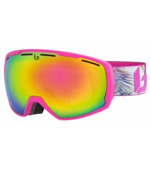 Bolle Laika Matte Pink Hawai Rose Gold lyžiarske okuliare