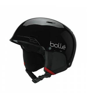 Bolle M-Rent Shiny Black 55-59cm prilba 19/20