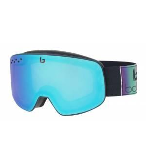 Bolle Nevada Matte Purple Polychrome Aurora lyžiarske okuliare