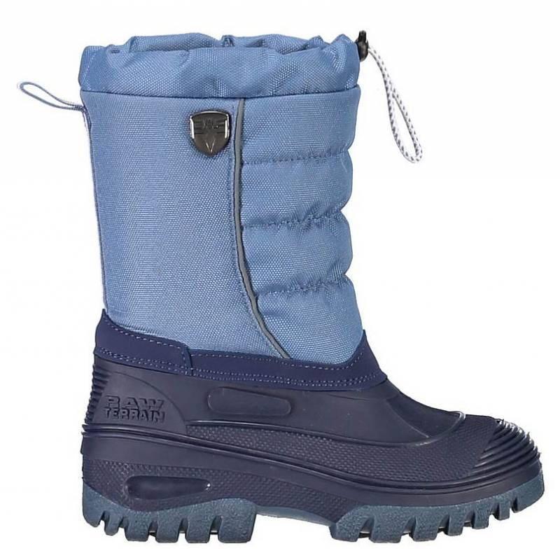 7294bd1d12 Detské snehule CMP HANKI sú modré zimné detské topánky