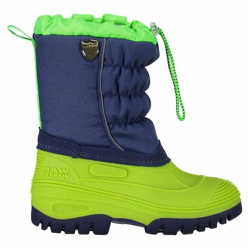 a3beb892b0 Detské snehule CMP KIDS HANKI BOOTS zelené