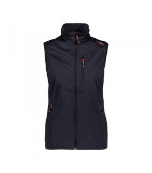 CMP Woman Vest U423 sivá