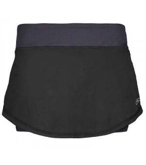 CMP Woman Skirt With Inner Shorts sukňa U901 sivá