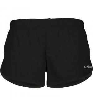 CMP Woman Shorts kraťasy U901 čierne