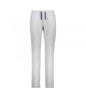 CMP Man Long Pant Nohavice U632 sivé