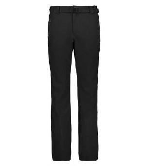 CMP Man Pant Long nohavice U901 čierne