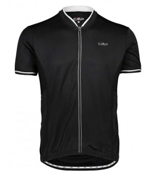 CMP Man T-Shirt Bike pánske cyklistické tričko čierne