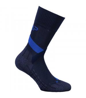 CMP Trekking Sock Dryarn Mid ponožky N905 modré