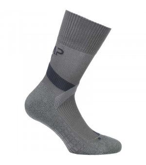 CMP Trekking Sock Dryarn Mid ponožky U739 sivé