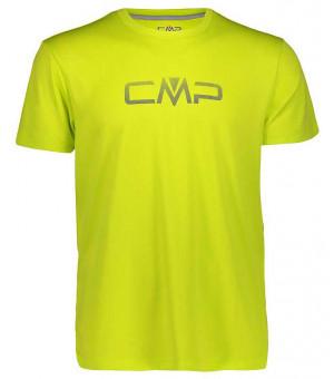 CMP Man T-Shirt tričko R304 žlté