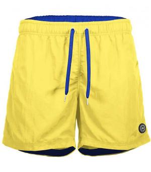 CMP Man Shorts kraťasy R413 žlté