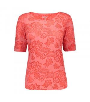 CMP Woman T-Shirt Tričko C 649 červené