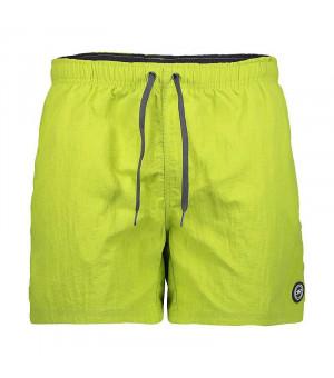 CMP Man Shorts kraťasy E329 zelené
