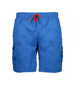 CMP Man Medium Shorts kraťasy L876 modré