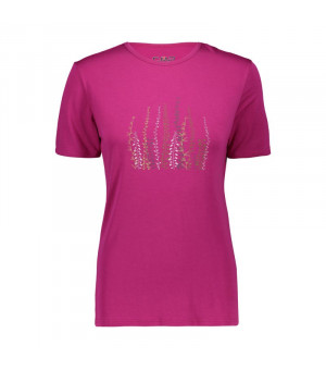 CMP Woman T-Shirt Tričko H820 ružové