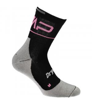 CMP Marco Olmo Trail Sock Ponožky U901 čierne