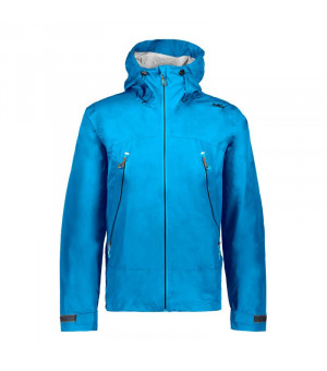 CMP Man Jacket Fix Hood Bunda M885 modrá