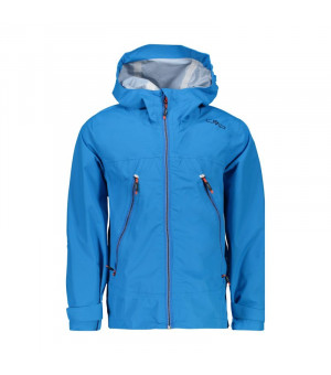 CMP Boy Jacket Fix Hood Bunda M885 modrá