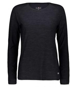 CMP Woman T-Shirt tričko U817 sivé