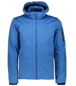 CMP Man Jacket Zip Hood bunda L876 modrá
