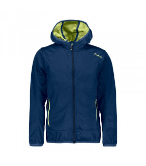 CMP Boy Jacket Fix Hood Bunda 13MC modrá