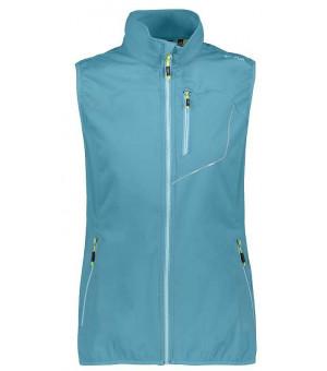 CMP Woman Vest vesta L609 modrá