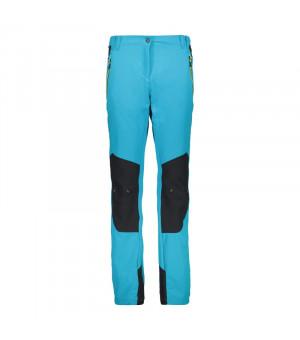 CMP Woman Long Pant Nohavice L609 modré