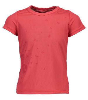 CMP Girl T-Shirt tričko C712 červené