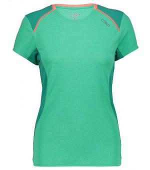 CMP Woman T-Shirt tričko E560 zelené
