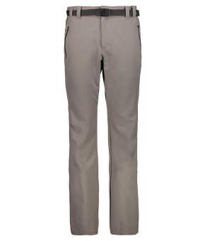 CMP Man Pant Long nohavice P621 sivé