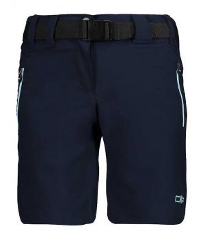 CMP Girl Bermuda šortky 13NC modré