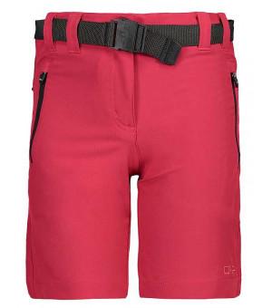 CMP Girl Bermuda šortky C831 ružové