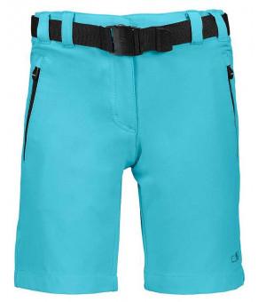 CMP Girl Bermuda šortky L609 modré