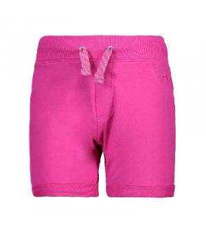 CMP Girl Bermuda šortky H 820 ružové