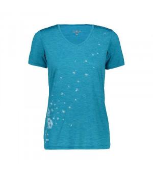 CMP Woman T-Shirt Tričko L638 modré