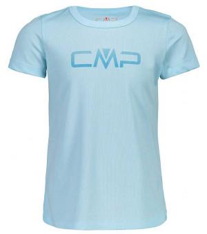 CMP Girl T-Shirt tričko L209 modré