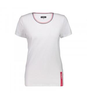 CMP Woman T-Shirt Tričko A001 biele