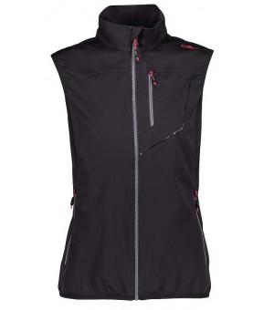 CMP Woman Vest vesta U423 sivá