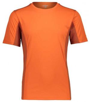CMP Man T-Shirt tričko C720 oranžové