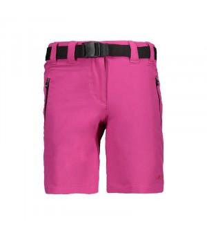 CMP Girl Bermuda šortky H820 ružové