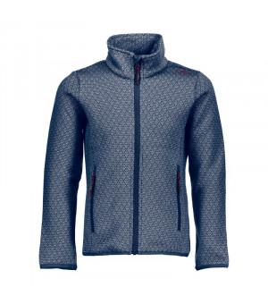 CMP Girl Jacket Mikina 41MC modrá