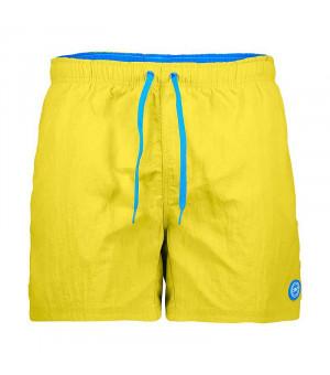 CMP Man Shorts kraťasy R460 žlté