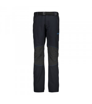 CMP Boy Long Pant Nohavice 02UC sivé