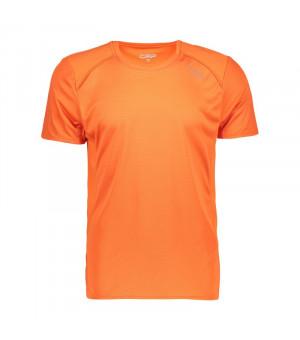 CMP Man T-Shirt Tričko C 720 oranžové